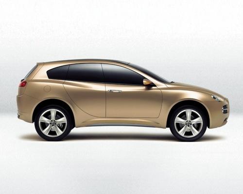 2003 Alfa Romeo Kamal concept 02.jpg